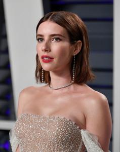Emma Roberts - 2019 Vanity Fair Oscar Party 2/24/19
