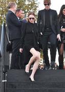 Lindsay Lohan - Saint Laurent Fashion Show in Paris 9/25/2018 f210ca985773794