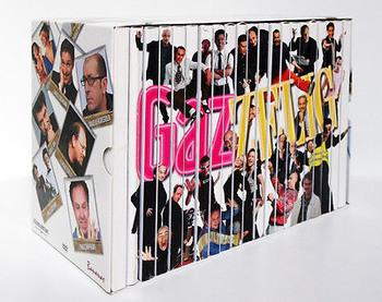 GazZelig (2009) 21xDVD5/DVD9 Copia 1:1 ITA
