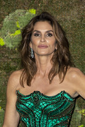 Cindy Crawford - Green Carpet Fashion Awards in Milan 9/23/18