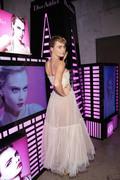 Cara Delevingne - Dior Addict Stellar Shine launch in Seoul - 4/4/19