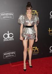 Shailene Woodley - 22nd Annual Hollywood Film Awards, Beverly Hilton Hotel, Los Angeles, 11/4/2018 + ADDS