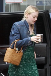 Dakota Fanning - Out in LA 5/23/18