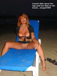 nackt Swit Loretta Tyne Daly
