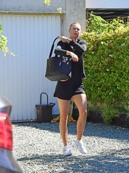 Maria Sharapova - practice at 2018 Wimbledon Tennis, London, UK, 7/1/2018