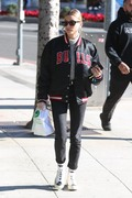 Hailey Baldwin - Out in West Hollywood 1/2/19