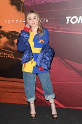 Sabrina Carpenter - Tommy Hilfiger x Gigi Hadid Fashion Show in Milan 2/25/18