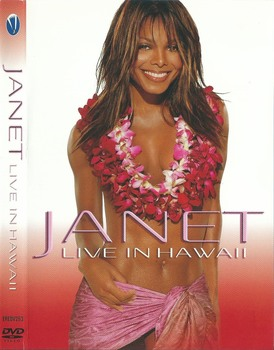 Janet ‎– Live In Hawaii (2002) DVD9 COPIA 1:1 ENG SUB NO