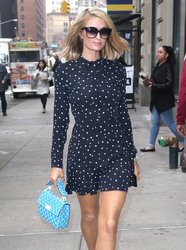 Paris Hilton - Out in NYC 2/15/18