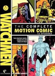 守望者:动态漫画 Watchmen: The Complete Motion Comic