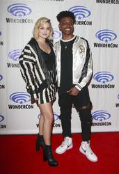 Olivia Holt - 2018 WonderCon 'Cloak & Dagger' at Anaheim Convention Center 3/22/18