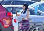 Ariel Winter - Grocery shopping in LA 6/24/18
