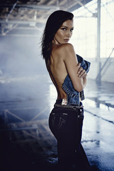 Bella Hadid - True Religion 2019 Campaign
