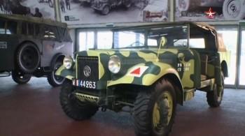 Автомобили Второй мировой войны (4 серии из 4) (2017) SATRip