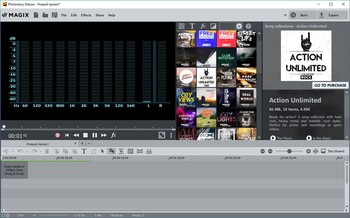 MAGIX Photostory Deluxe 2018 17.1.3.142 (ENG)