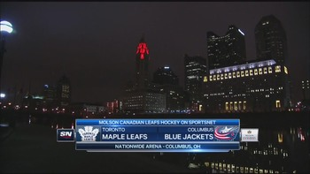 NHL 2018 - RS - Toronto Maple Leafs @ Columbus Blue Jackets - 2018 12 28 - 720p 60fps - English - SNO 80aa9a1075608374