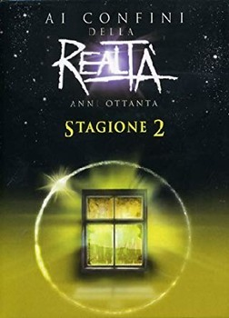 Ai confini della realtà  - anni 80 - stagione 2  (1986-1987) [completa] 4 DVD9 COPIA 1:1 ITA ENG