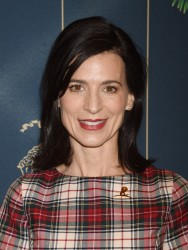Perrey Reeves -             	Brooks Brothers and St. Jude Annual Holiday Party Los Angeles December 2nd 2017.