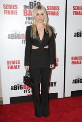 Kaley Cuoco - At The 'The Big Bang Theory' series finale party in Pasadena 5/1/19