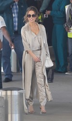 Kate Beckinsale - Arriving in Cape Town 5/16/18