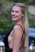 Toni Garrn -                            MontBlanc Dinner 71st Annual Cannes Film Festival May 16th 2018.