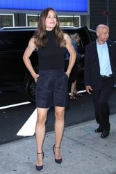 Jennifer Garner Visits 'Good Morning America' in New York City 07/16/20186c60a7921666764