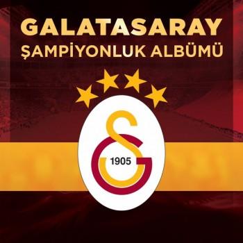 Çeşitli Sanatçılar - Galatasaray Şampiyonluk Albümü (2019) Full Albüm İndir