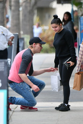 Ariel Winter - Out for lunch in Studio City 6/16/18