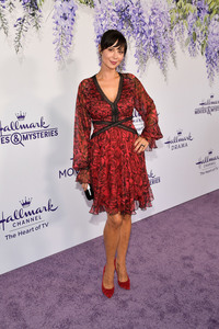 Catherine Bell - 2018 Hallmark Channel Summer TCA in Beverly Hills (7/26/18)