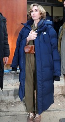 Megan Fox - On Set of 'The Battle of Jangsa-ri' in Chuncheon, South Korean 1/10/19