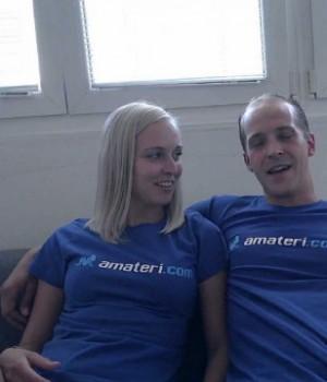 Nika - Czech amateurs couple Nika and Pavel (2017) 1080p