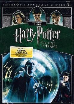 Harry Potter E L'Ordine Della Fenice - Special edition (2007) 2XDVD9 COPIA 1:1  ITA/ENG