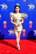Lana Condor  -              MTV Movie and TV Awards Santa Monica June 15th 2019.