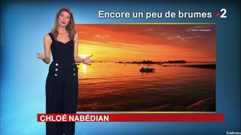 Chloé Nabédian - Août 2018 53aea4948339304