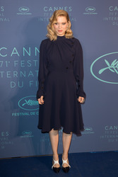 Lea Seydoux  - 71th Cannes Film Festival Opening Dinner 5/8/18