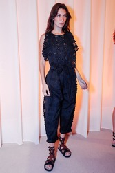 Bella Hadid - Alberta Ferretti Fashion Show in Milan 9/19/18