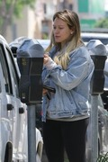Hilary Duff - Out in Studio City 5/29/18