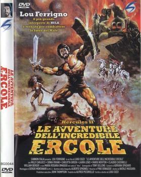 Le avventure dell'incredibile Ercole (1985) DVD5 COPIA 1:1 ITA ENG