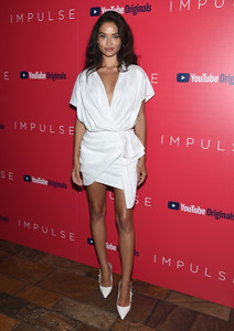 Shanina Shaik - 'Impulse' New York Series Premiere 6/7/18