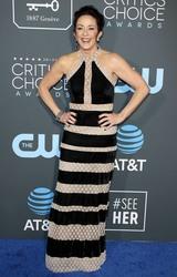 Patricia Heaton 2019 Critics Choice Awards