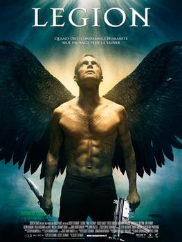 Legion (2010) DVD9 COPIA 1:1 ITA ENG FRA