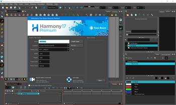Toon Boom Harmony Premium 17.0.0 Build 14765 (MULTI/ENG)