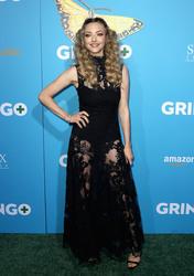 Amanda Seyfried - 'Gringo' Premiere in LA 3/6/18