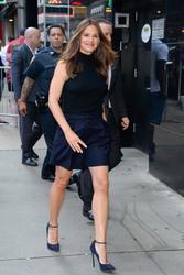 Jennifer Garner Visits 'Good Morning America' in New York City 07/16/2018512880921667014