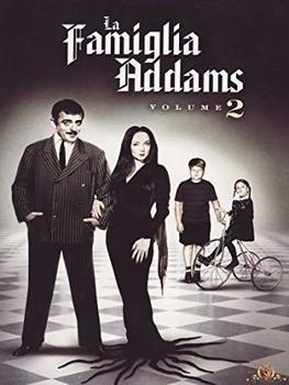 La famiglia Addams - stagione 2 (1965) 3xDVD9 COPIA 1:1 ITA MULTI