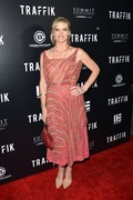 "Missi Pyle -                     ""Traffik"" Premiere Hollywood April 19th 2018."