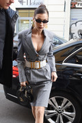 Bella Hadid - Out in Milan 1/12/19