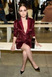 Bea Miller - Tadashi Shoji Fashion Show in NYC 2/8/18