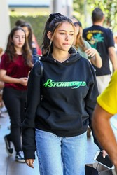 Madison Beer - Shopping in LA 7/2/18