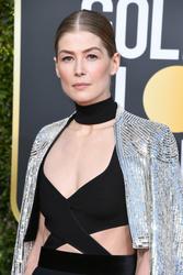 Rosamund Pike - 2019 Golden Globe Awards in LA 1/6/19